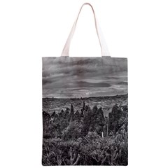 Ecuador Landscape Scene At Andes Range Classic Light Tote Bag