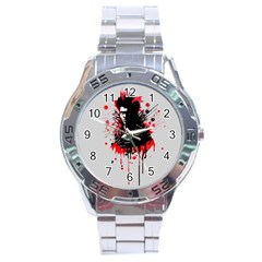 Bangarang Stainless Steel Analogue Watch