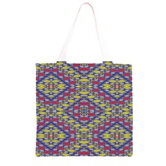 Colorful Duck Grocery Light Tote Bag