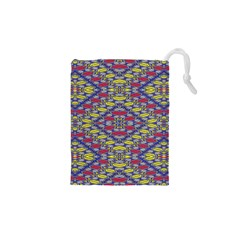 Colorful Duck Drawstring Pouches (xs)