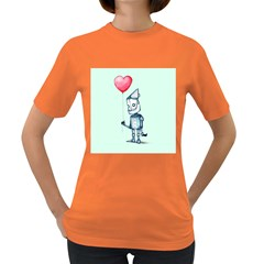 Tin Man Women s Dark T-Shirt