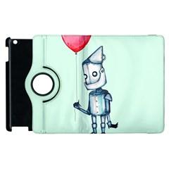Tin Man Apple Ipad 2 Flip 360 Case