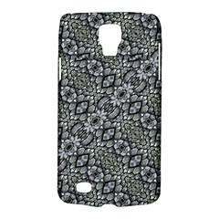 Silver Oriental Ornate  Galaxy S4 Active