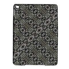 Silver Oriental Ornate  iPad Air 2 Hardshell Cases