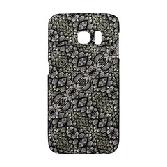 Silver Oriental Ornate  Galaxy S6 Edge
