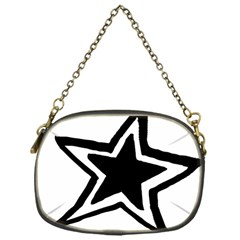 Double Star Chain Purses (One Side)