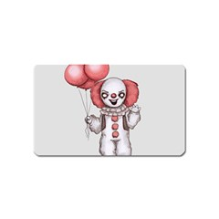 They All Float Magnet (Name Card)