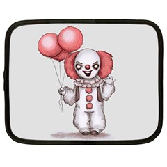 They All Float Netbook Case (Large)
