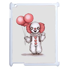 They All Float Apple iPad 2 Case (White)
