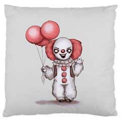 They All Float Standard Flano Cushion Case (One Side)