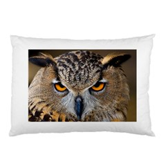 Great Horned owl Pillow Case