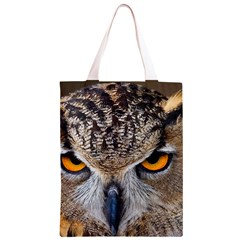 Great Horned Owl 1 Classic Light Tote Bag