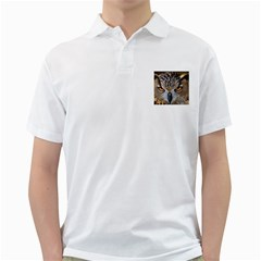 Great Horned Owl 1 Golf Shirts