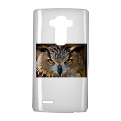 Great Horned Owl 1 LG G4 Hardshell Case