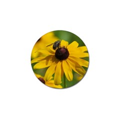 Black eyed Susan Golf Ball Marker (10 pack)