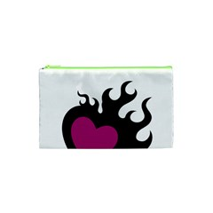 Heartflame Cosmetic Bag (XS)