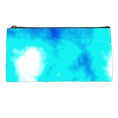 Turquoise Sky  Pencil Cases