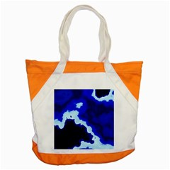 Blues Accent Tote Bag