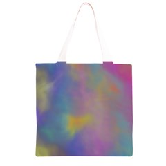 Mystic Sky Grocery Light Tote Bag