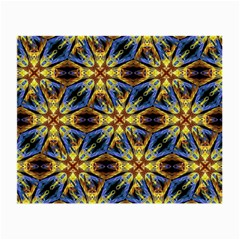Vibrant Medieval Check Small Glasses Cloth (2-Side)