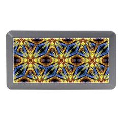 Vibrant Medieval Check Memory Card Reader (Mini)