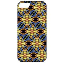 Vibrant Medieval Check Apple iPhone 5 Classic Hardshell Case