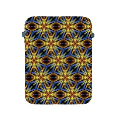 Vibrant Medieval Check Apple iPad 2/3/4 Protective Soft Cases
