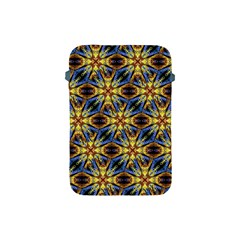 Vibrant Medieval Check Apple iPad Mini Protective Soft Cases