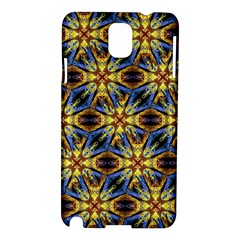 Vibrant Medieval Check Samsung Galaxy Note 3 N9005 Hardshell Case