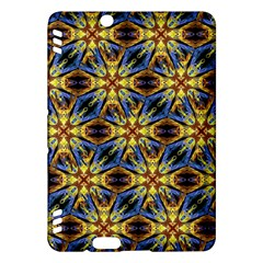 Vibrant Medieval Check Kindle Fire HDX Hardshell Case