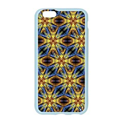 Vibrant Medieval Check Apple Seamless iPhone 6/6S Case (Color)
