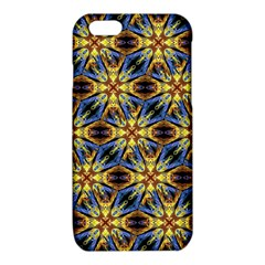 Vibrant Medieval Check iPhone 6/6S TPU Case