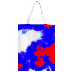 Red White And Blue Sky Classic Light Tote Bag