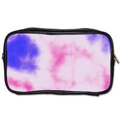Pink N Purple Toiletries Bags 2-Side