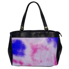 Pink N Purple Office Handbags