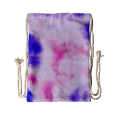 Pink N Purple Drawstring Bag (small)