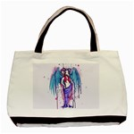 Dirty Wings Basic Tote Bag Front