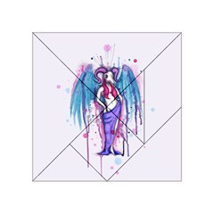Dirty Wings Acrylic Tangram Puzzle (4  x 4 )