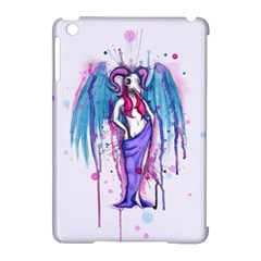 Dirty Wings Apple iPad Mini Hardshell Case (Compatible with Smart Cover)