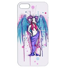 Dirty Wings Apple iPhone 5 Hardshell Case with Stand
