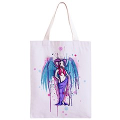 Dirty Wings Classic Light Tote Bag