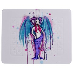 Dirty Wings Jigsaw Puzzle Photo Stand (rectangular)