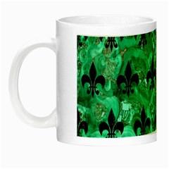 RYL1 BK-GR MARBLE Night Luminous Mugs