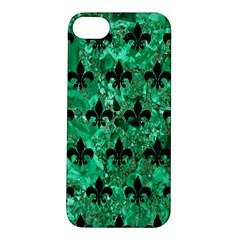 RYL1 BK-GR MARBLE Apple iPhone 5S/ SE Hardshell Case
