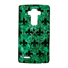 Royal1 Black Marble & Green Marble Lg G4 Hardshell Case