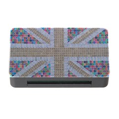 Multicoloured Union Jack Memory Card Reader with CF