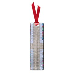 Multicoloured Union Jack Small Book Marks