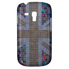 Multicoloured Union Jack Samsung Galaxy S3 MINI I8190 Hardshell Case