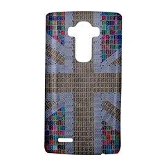 Multicoloured Union Jack LG G4 Hardshell Case
