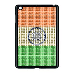 Indian Flag Apple iPad Mini Case (Black)